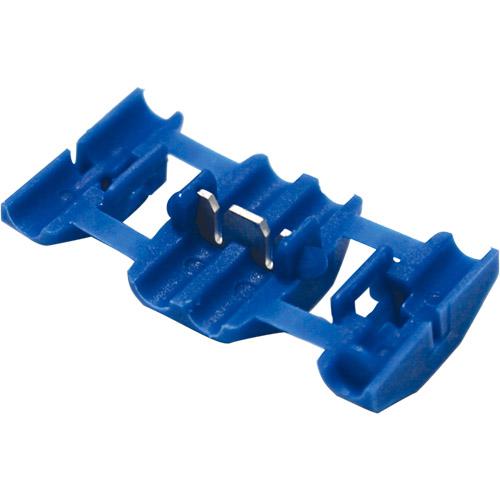 配線タップコネクター ブルー